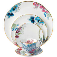 Wedgwood Butterfly Bloom 40Pc China Set, Service for 8
