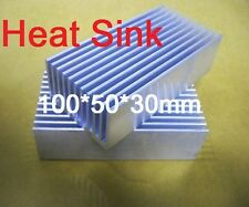 100x50x30mm Heatsink, Aluminum Heat-Sink, Heat Sink for LED, Power Transistor