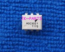 100pcs MOC3021 FAIRCHILD DIP-6
