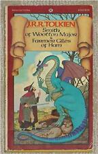 Tolkien FARMER GILES & WOOTTON MAJOR ~ ILLUS BAYNES ~ COVER ART HILDEBRANDT ~ PB