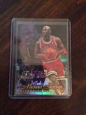 1996-97 Flair Showcase Row 1 Seat 23 Michael Jordan Chicago Bulls