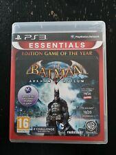 Batman Arkham Asylum Edition GOTY PS3