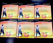 Boresha Big Denny Schultz's Tea Fat Burning Tea 180 Count  6 Boxes Free Ship
