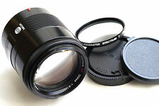 "Minolta for SONY AF 100mm f2  2.0  ""BEST PORTRAIT LENS""  JAPAN  EXCELLENT+"