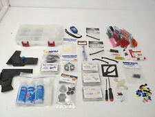 Team Associated 1/10 Racing Parts Lot - Tools Oils Stainless Screws Flashpoint