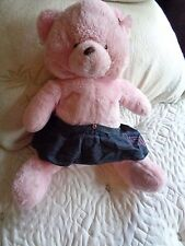 BABY PHAT PINK SUPER SOFT PINK PLUSH TEDDY BEAR DOLL FIGURE KIMORA LEE SIMMONS