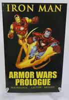 Iron Man Armor Wars Prologue 215 216 217 Marvel Comics TPB Trade Paperback New