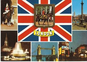 London Different Views ngl C9754