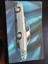 1968chevy Impala Post Card