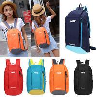 Women's Canvas Backpack Shoulder Bag Travel Sport Rucksack Satchel Hiking Bags