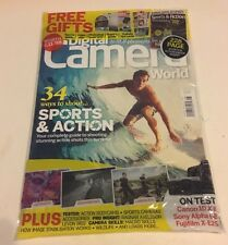 Digital Camera World Magazine August 2016 Free Gifts included