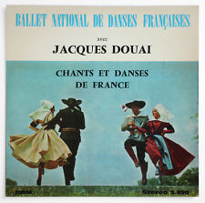 BALLET NATIONAL DE DANSES FRANCAISES chants de france french BAM 5390 STEREO LP