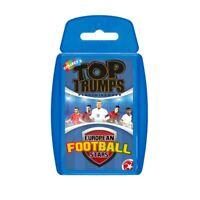 Top Trumps Euro Football Stars