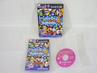 MARIO PARTY 4 Game Cube Nintendo Gamecube Japan gc