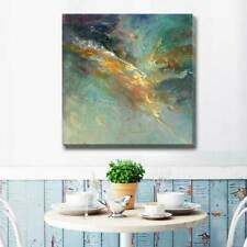 Intangable Contemporary Abstract Art Stretched Canvas Print Framed Wall Art A379