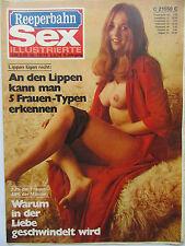 Reeperbahn Sex Illustrierte Nr 19/1974,