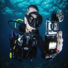 Kit de lumière caméra vidéo à la plongée sous-marine imperméable à