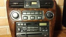 2000 HONDA ACCORD TEMPERATURE CLIMATE CONTROL UNIT& RADIO CD PLAYER HAZRD SWITCH