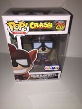 Funko Pop #274 Crash Bandicoot With Jetpack Toys R Us Exclusive Mint Box