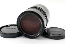 Minolta AF 135mm F/2.8 Telephoto Prime Lens For Sony A Excellent+ Tested #5530