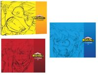 Boku no My Hero Academia Anime Official TV Anime 1& 2nd & 3rd Design Art book