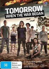 Tomorrow When The War Began Season 1 One First DVD NEW Region 4