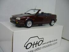 miniature Ottomodels 1/18 Neuve Renault 19 16S Cabriolet  Référence : OT079