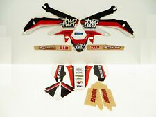 Rs1 Seat Covers For 2011 Honda CRF250R Offroad Motorcycle Factory Effex 18-29324