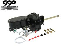 "73-87 Chevy Gmc Truck 11"" Firewall Power Brake Booster Conversion Kit Disc Drum"