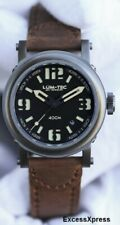 NEW Lum-Tec 400M series 400M-3 Military Miyota 9015 automatic Watch w/ WARRANTY