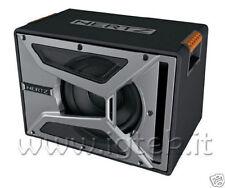 SUBWOOFER IN BOX REFLEX HERTZ EBX300 32cm 1000w + KIT CAVI COMPLETO 25mmq 4 AWG