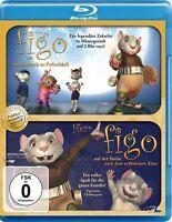 Herr Figo und das Geheimnis der Perlenfabrik+Suche nach dem... Blu Ray NEU+OVP