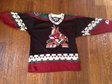"Phoenix Coyotes ""Desert Dog"" Youth XL Jersey"