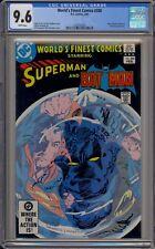 WORLD'S FINEST COMICS #288 - CGC 9.6 - 1230722022