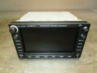 2006-2009 Honda Civic Radio Media Receiver w/ Navigation Display Screen OEM