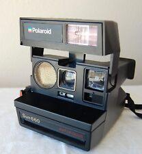 VINTAGE Polaroid Sun 660 Instant Film Camera STRANGER THINGS 80's Refurbished