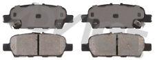 Disc Brake Pad Set Rear ADVICS AD1393