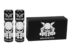 2 x Fogstar 18650 3.7V 3500mAh 10/20A Premium Vaping Battery - Flat Top.