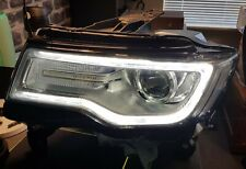 Jeep Grand Cherokee WK Left Hand Side HID Headlight NON AFS 68144705AD