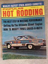 Dec 1967 Popular Hot Rodding NHRA Drag Racing Densham Garlits Dodge Charger R/T