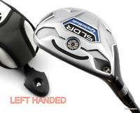 Taylormade SLDR 4 Hybrid 21º Graphite Stiff Cover Left Handed Like New G1045