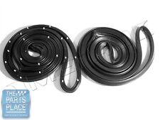 RR5000 1964-65 GM A Body Roofrail Weatherstrip Seals Pair