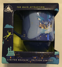 Minnie Mouse The Main Attraction Mug – Peter Pan's Flight – Limited Release NEW