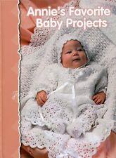 Lot of 2 Annie/'s Favorite Crochet Hardback Books ~ 175 crochet patterns NEW