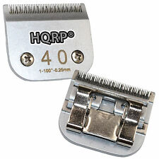 HQRP Size-40 Pet Clipper Blade for Oster PowerPro Ultra 078400-020-000 78400-013