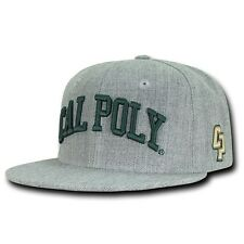 Cal Poly Mustangs California Polytechnic University Snapback Baseball Cap Hat
