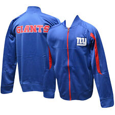 181313db2 NEW YORK GIANTS NFL Gameday Performance Track Jacket YOUTH S