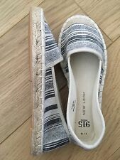 Canvas Shoes Rope BNWT