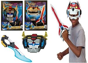 Voltron Red Lion Defender Gear Roleplay Set Ages 4+ Toy Play Fight Lion Gift
