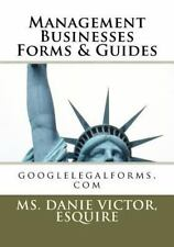 Management Businesses Forms and Guides : Googlelegalforms. Com by Esquire,...